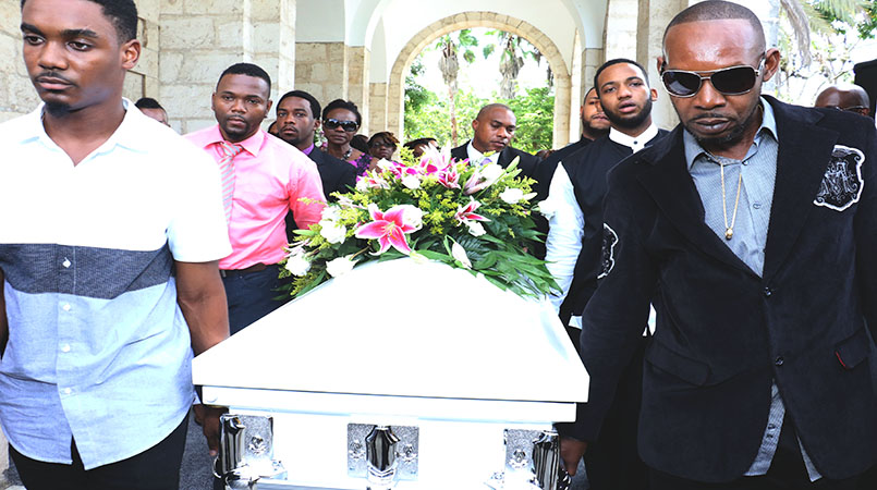 j capri funeral pics of florence - photo#34