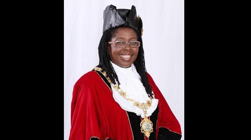 Mayor of Kingston Angela Brown Burke
