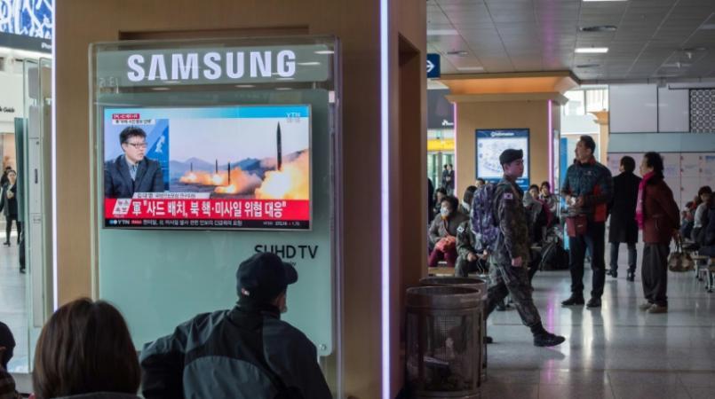 Pékin propose un compromis pour éviter une crise — Corée