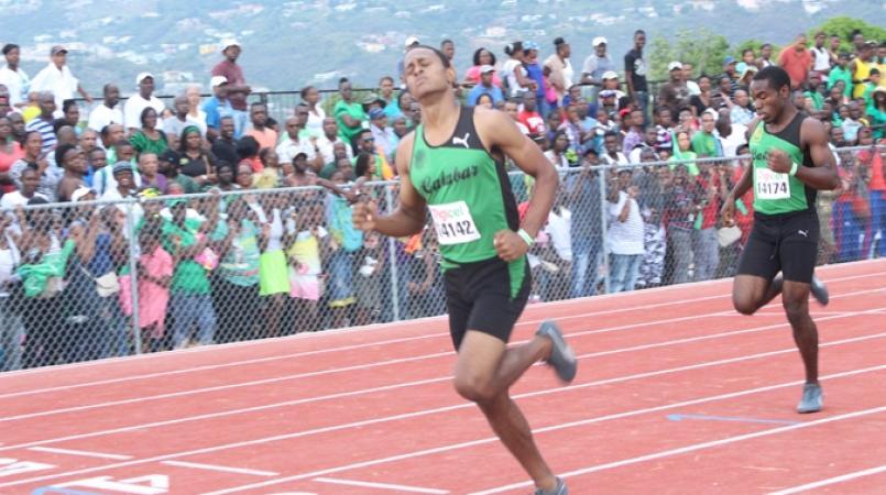 calabar high school track meet