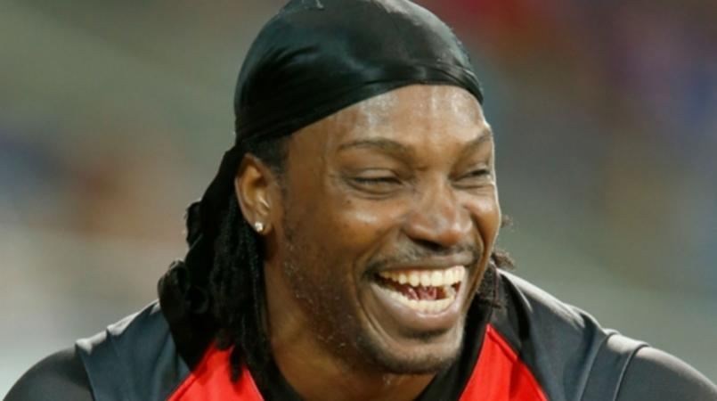 Chris Gayle becomes first cricketer to score 10000 runs in T20