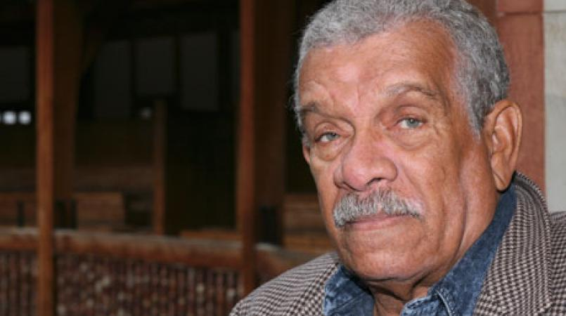 Remembering Boston Playwrights' Theatre Founder Derek Walcott