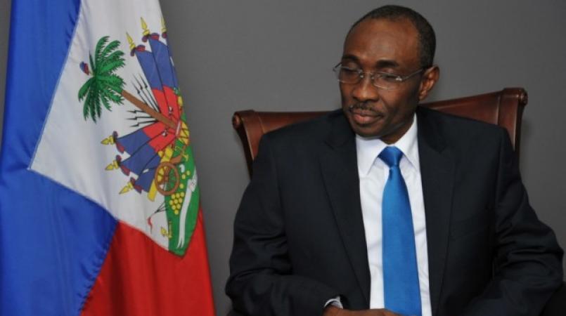 Evans Paul a été interdit d'entrer à la résidence officielle des Premiers ministres