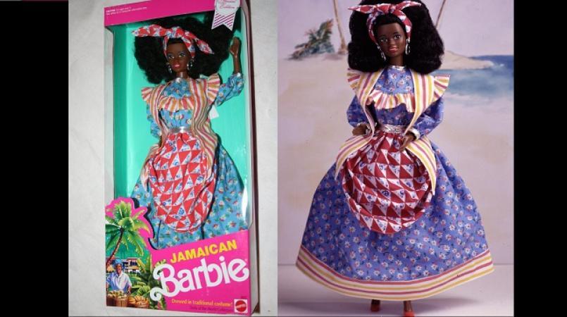 Is jamaican barbie not jamaican enough loop news jamaica