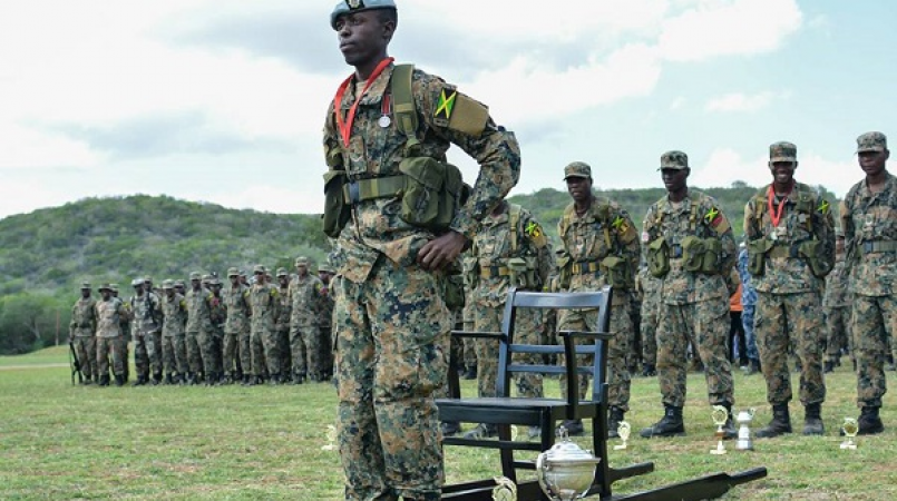 JDF to conduct training exercise in St Mary | Loop News Jamaica