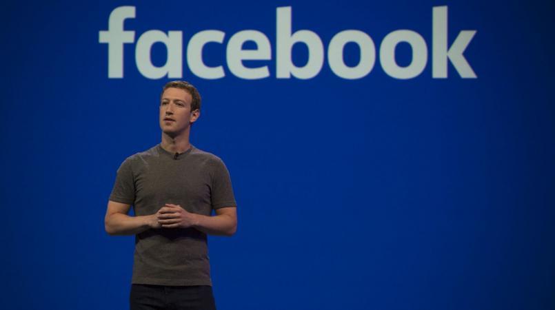 Mark Zuckerberg annonce sur Facebook qu'il va être à nouveau papa