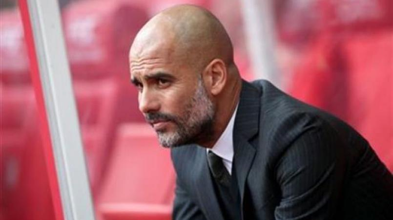 Guardiola: 'City far behind Champions League contenders'