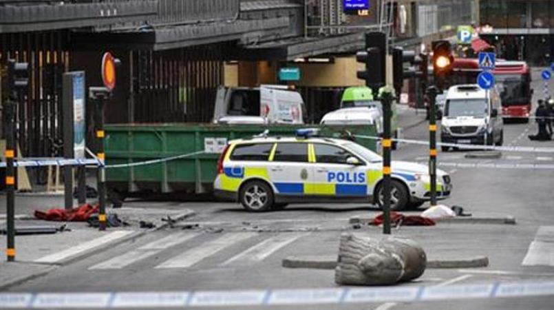 Stockholm truck attack suspect an Uzbek, say police