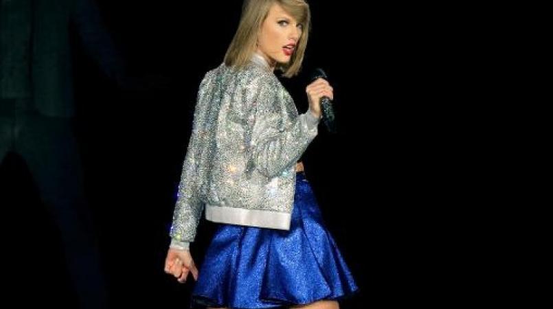 Taylor Swift, personnalité la mieux payée des moins de 30 ans