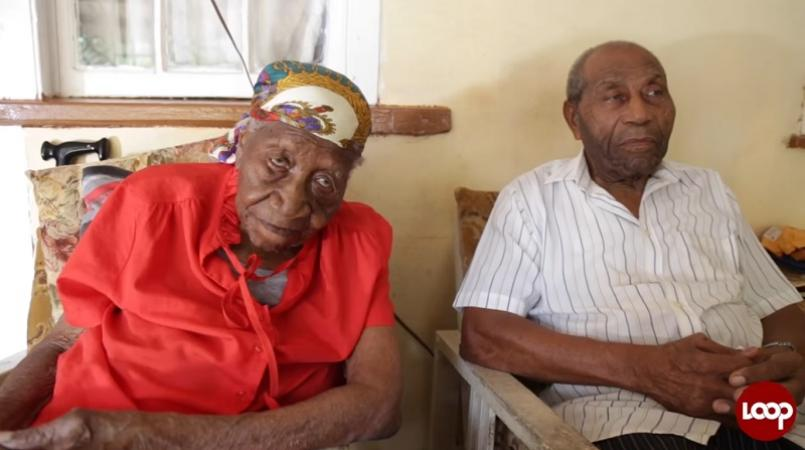 Son of world's oldest woman dies at 97