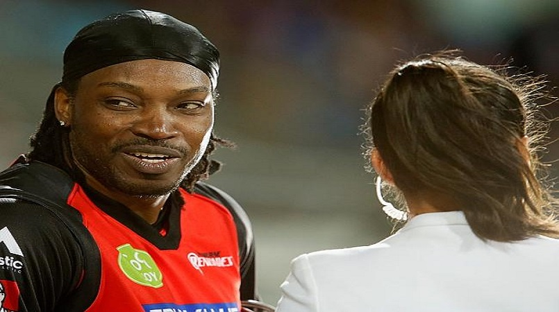 Chris Gayle banned from Big Bash tourney – report   Loop News ...