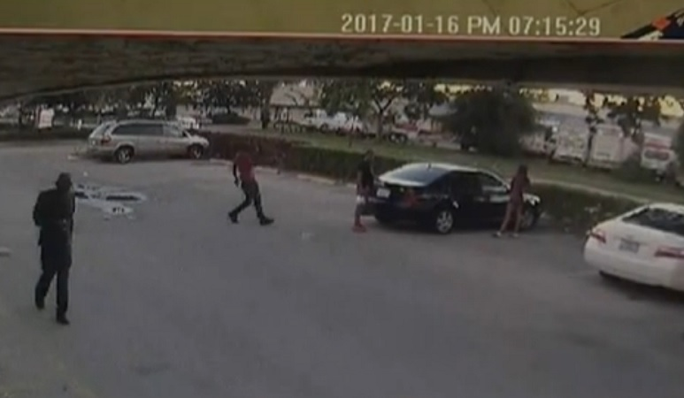 Caught on video jamaican man slaughtered execution style for Fish market fort lauderdale