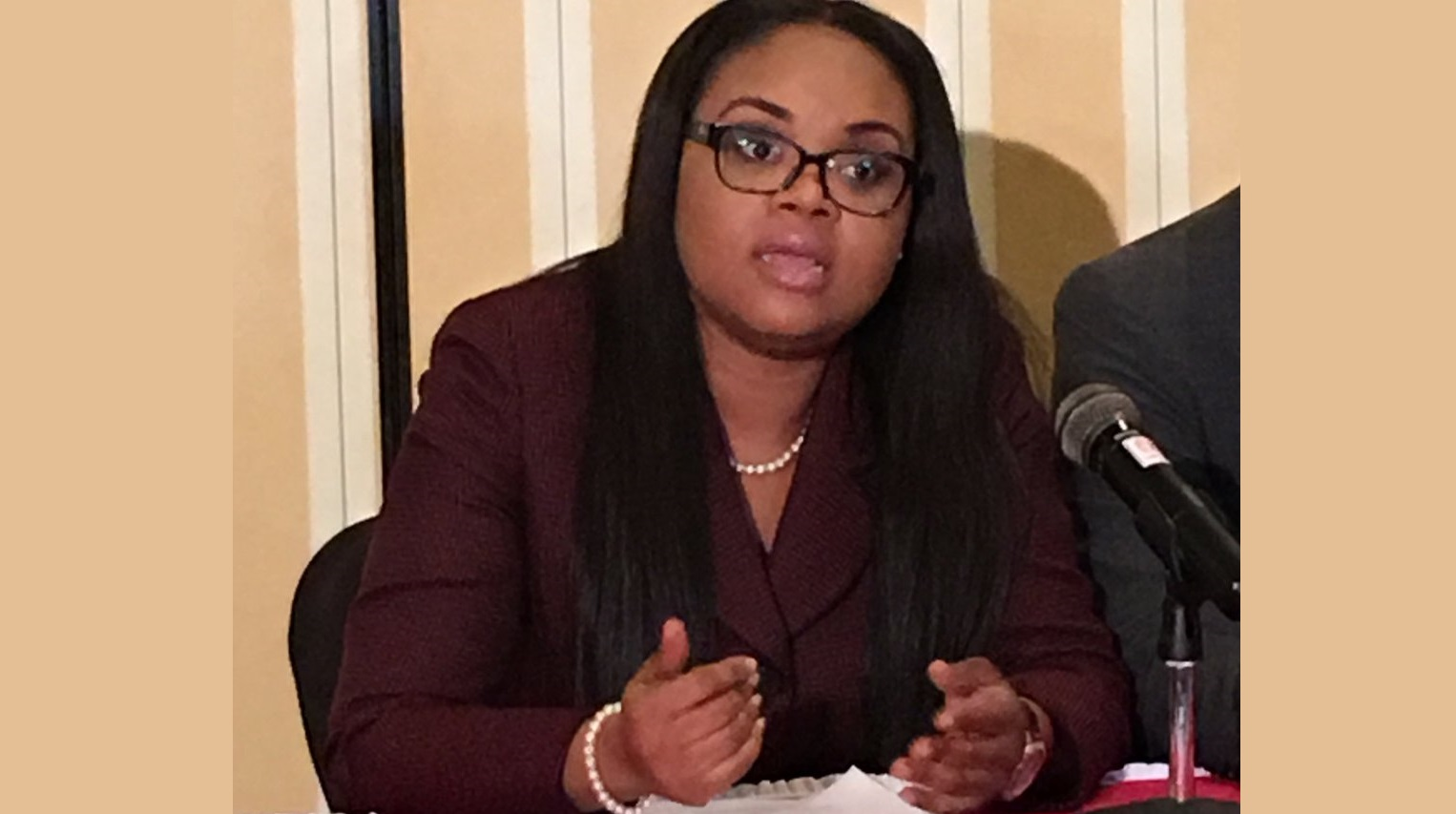 Image result for shamfa cudjoe deal with it