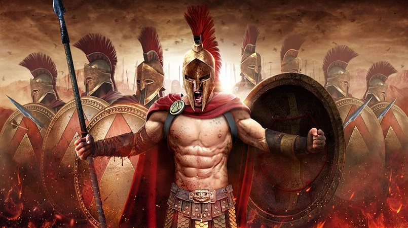 a spartans life is dedicated to warfare How fit was the average spartan soldier  plutarch wrote about the spartans that they were the only warriors who saw the war seasons as a  dedicated training.