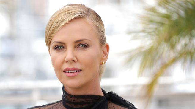 Charlize Theron rejoin...