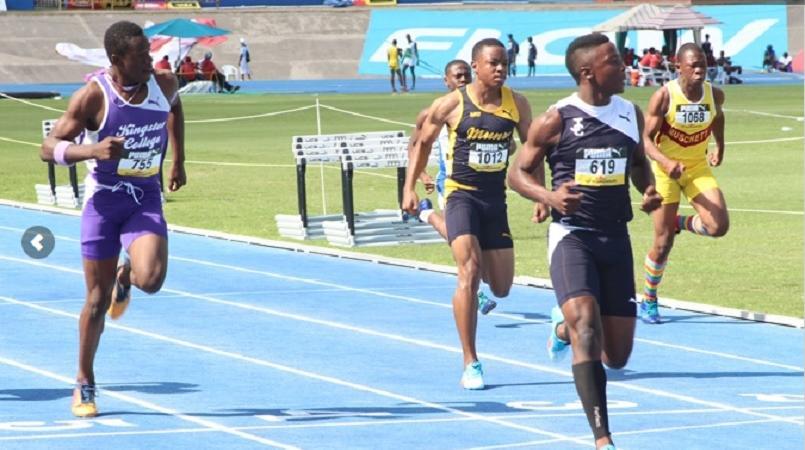 cnu track and field meet in jamaica