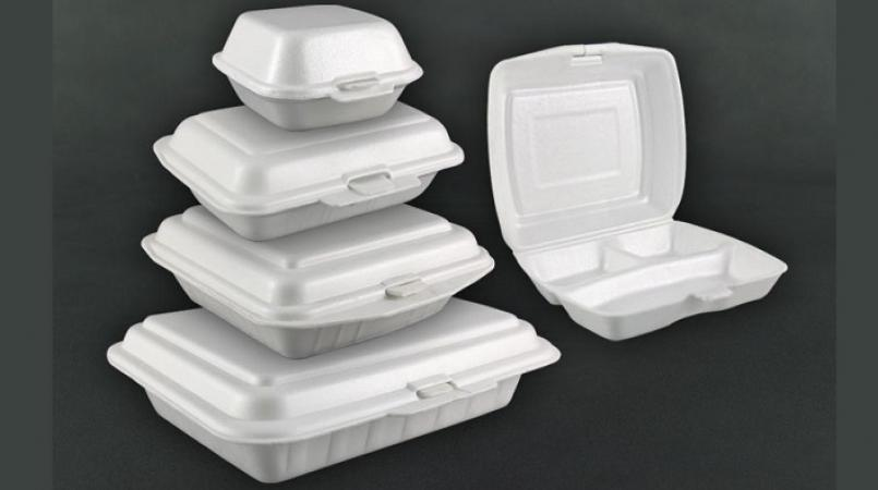 Government Considers Ban On Styrofoam Bottles And